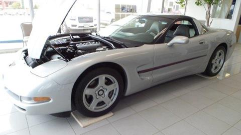 1999 Chevrolet Corvette for sale in Brady, TX