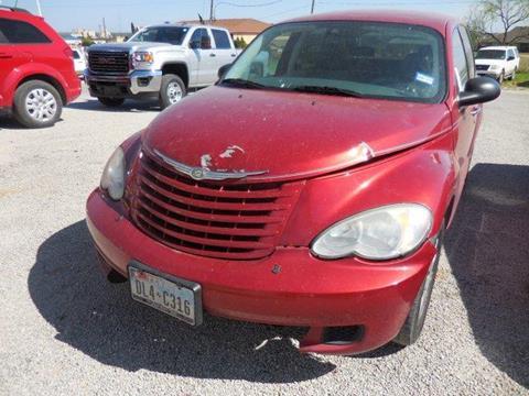 2007 Chrysler PT Cruiser for sale in Brady, TX