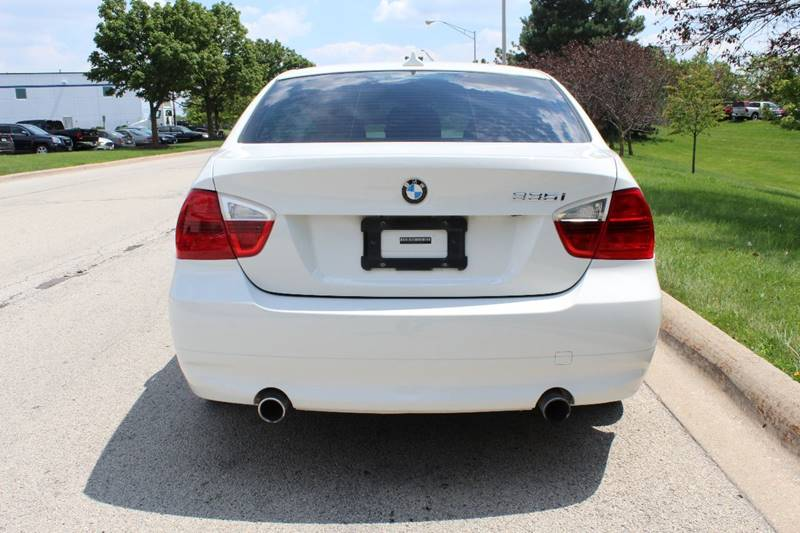 2007 BMW 3 Series 335i 4dr Sedan - Addison IL