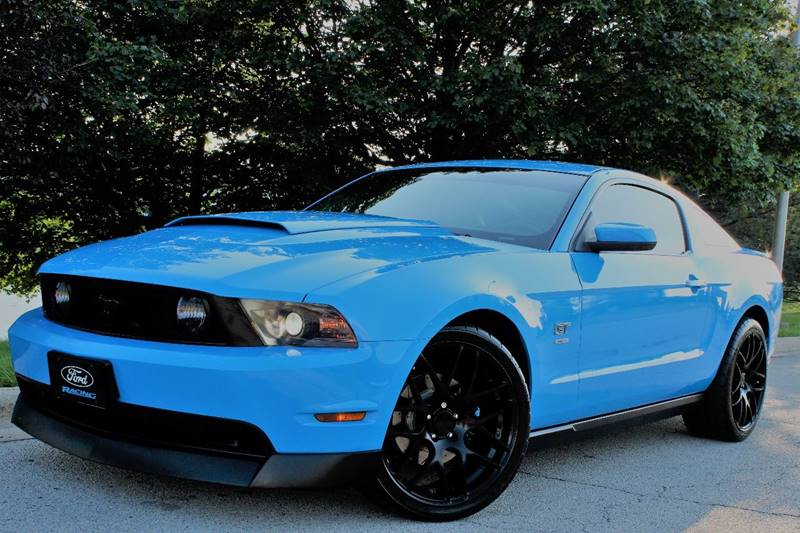 2010 Ford Mustang GT Premium 2dr Fastback - Addison IL