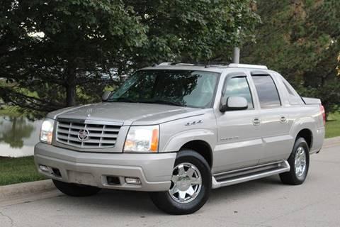 2004 Cadillac Escalade EXT for sale in Addison, IL