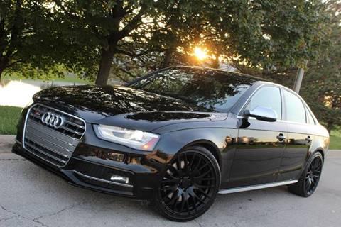 2013 Audi S4 for sale in Addison, IL