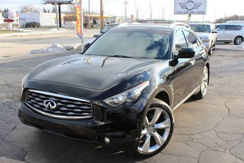 2011 Infiniti FX50 for sale in Roselle, IL