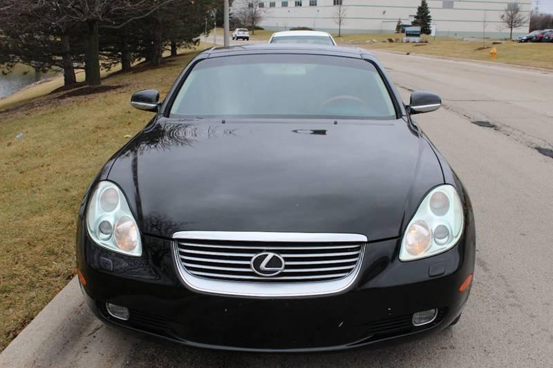 2005 Lexus SC 430 2dr Convertible - Addison IL