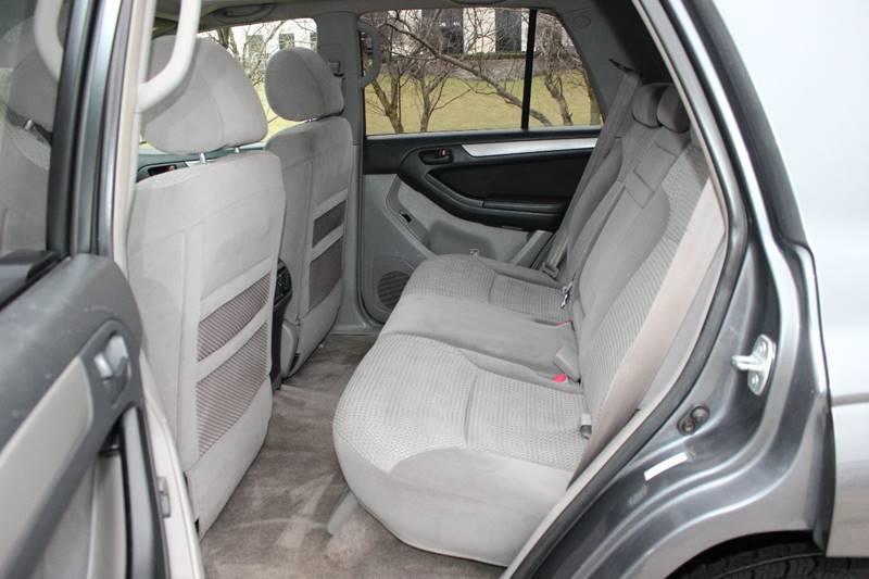 2005 Toyota 4Runner Sport Edition 4WD 4dr SUV - Addison IL