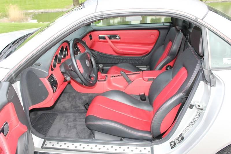 1999 Mercedes-Benz SLK SLK 230 Sport Supercharged 2dr Convertible - Addison IL