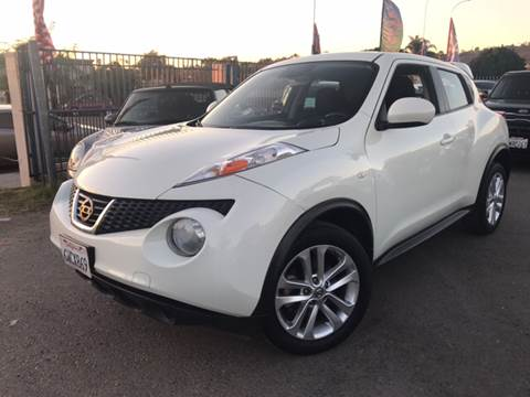 2012 Nissan JUKE for sale in Spring Valley, CA