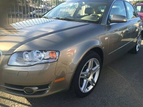 2006 Audi A4 for sale in Spring Valley, CA