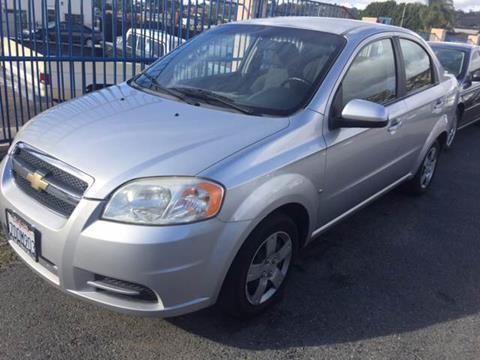 2009 Chevrolet Aveo for sale in Spring Valley, CA