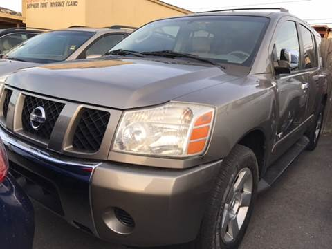 2007 Nissan Armada for sale in Spring Valley, CA