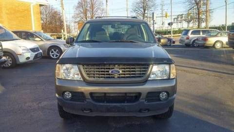 2003 Ford Explorer for sale at Beaulieu Auto Sales in Cleveland OH
