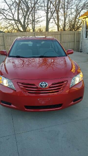 2007 Toyota Camry for sale at Beaulieu Auto Sales in Cleveland OH
