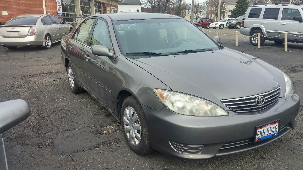 2006 Toyota Camry for sale at Beaulieu Auto Sales in Cleveland OH