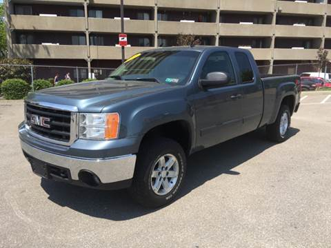 2007 GMC Sierra 1500 for sale in Erie, PA