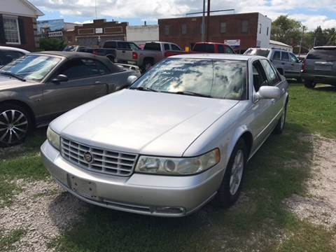 2002 Cadillac Seville for sale in Cameron, MO