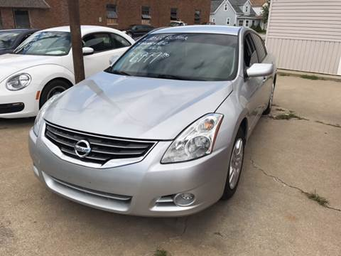 2012 Nissan Altima for sale in Cameron, MO