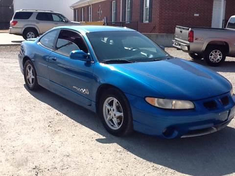 1998 Pontiac Grand Prix for sale in Cameron, MO