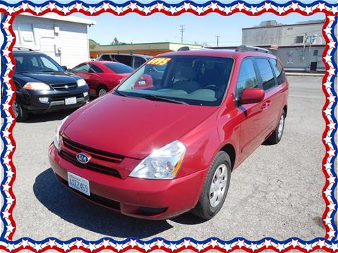 2009 Kia Sedona for sale in Kennewick, WA