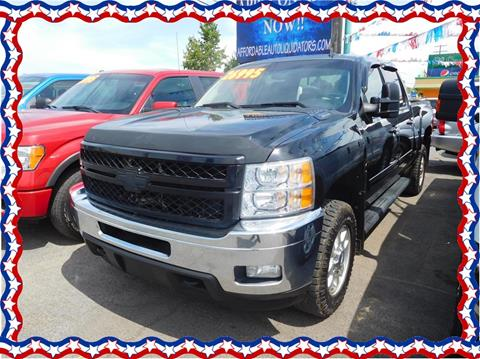 2011 Chevrolet Silverado 3500HD for sale in Kennewick, WA