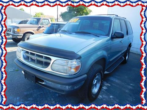 1998 Ford Explorer for sale in Kennewick, WA
