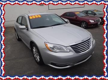 2012 Chrysler 200 for sale in Kennewick, WA