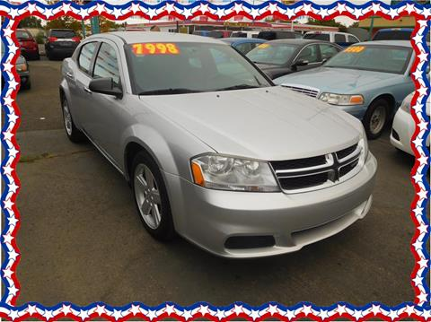 2011 Dodge Avenger for sale in Kennewick, WA