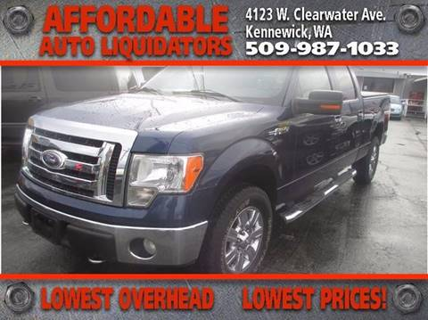 2009 Ford F-150 for sale in Kennewick, WA