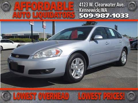 2006 Chevrolet Impala for sale in Kennewick, WA