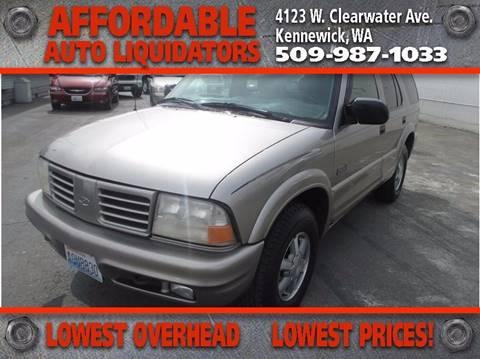 2000 Oldsmobile Bravada for sale in Kennewick, WA