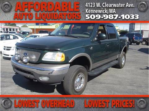 2003 Ford F-150 for sale in Kennewick, WA