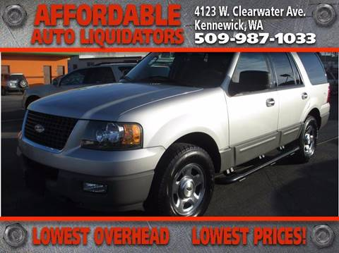 2003 Ford Expedition for sale in Kennewick, WA