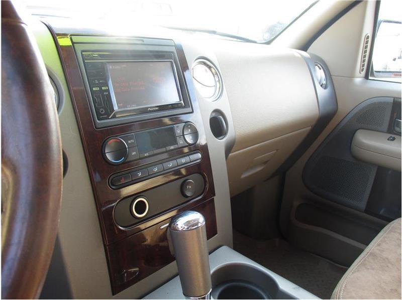 2006 f150 king ranch interior