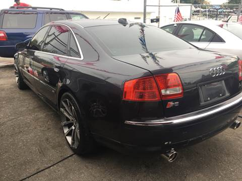 2008 Audi A8 For Sale  Carsforsalecom