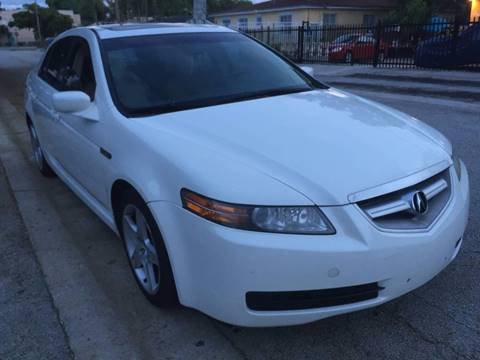 2005 Acura TL for sale in Miami, FL