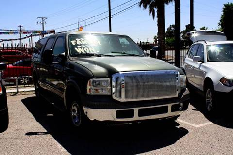2000 Ford Excursion for sale in El Paso, TX