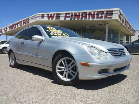 2002 mercedes benz c class for sale in texas for Mercedes benz for sale el paso