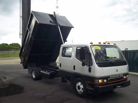 2002 Mitsubishi Truck