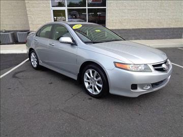 2006 Acura TSX for sale in Chester, PA