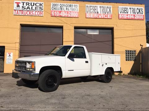 2000 Chevrolet C/K 3500 Series for sale in Chester, PA