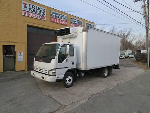 2006 GMC W4500 for sale in Chester, PA