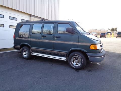 1998 Dodge Ram Van for sale in Chester, PA