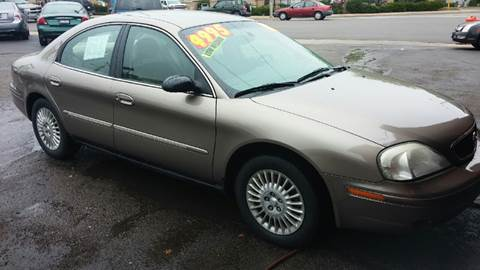 2002 Mercury Sable for sale in Milwaukee, WI