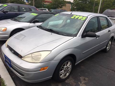 2000 Ford Focus for sale in Milwaukee, WI