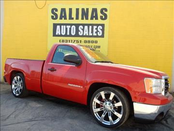 2008 GMC Sierra 1500 for sale in Salinas, CA