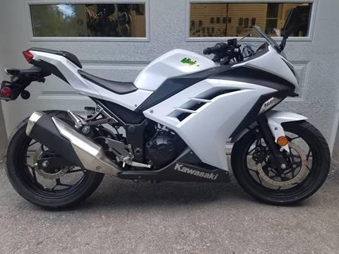 2015 Kawasaki Ninja 300 for sale in Brewster, NY