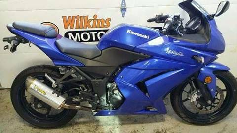 2009 Kawasaki Ninja 250R for sale in Brewster, NY