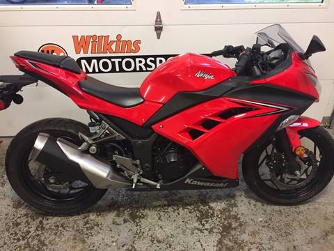 2016 Kawasaki Ninja 300 abs for sale in Brewster, NY