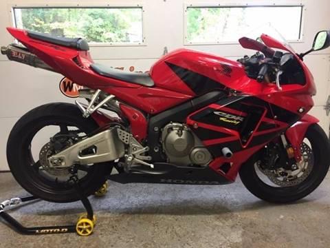 2006 Honda CBR600RR for sale in Brewster, NY