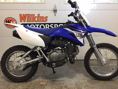 2014 Yamaha TTR 110 for sale in Brewster, NY