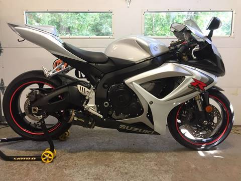 2006 Suzuki GSX-R600 for sale in Brewster, NY